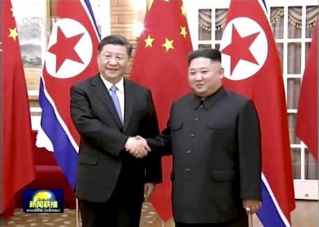 Xi a Kim: 'Riprendere il dialogo con gli Usa'