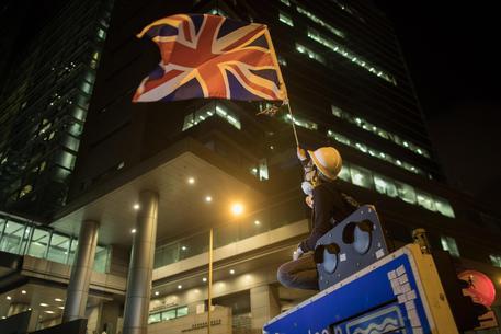 Hong Kong: sequestrato membro del consolato britannico
