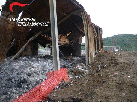 Incendio discarica Olbia: tre indagati