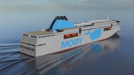 Moby, nei 2022 due nuovi traghetti