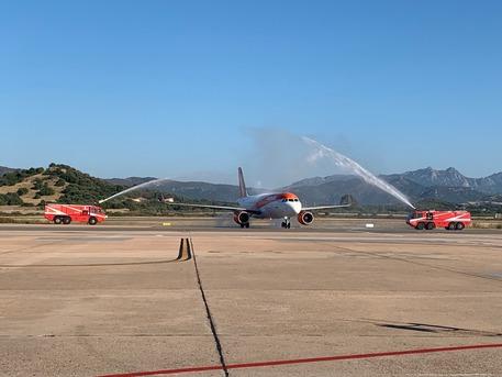 EasyJet, nuovo volo tra Olbia e Nantes