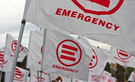 Emergency © Ansa