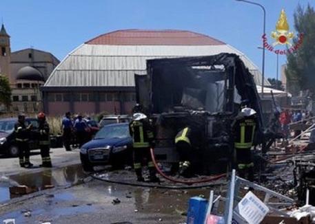 Esplosione mercato di Gela, c'è un'altra vittima