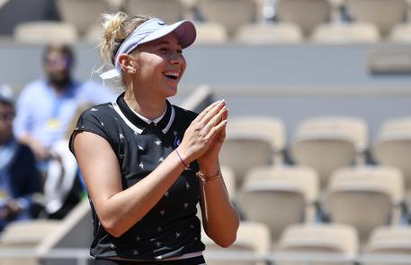 Roland Garros: la Barty vince facile