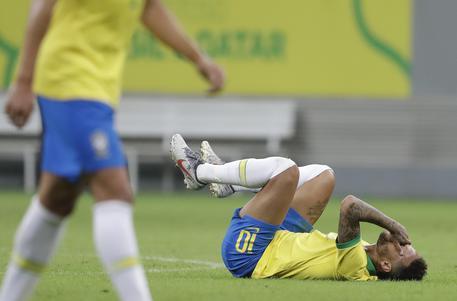 Neymar ascoltato dalla polizia - Ultima Ora