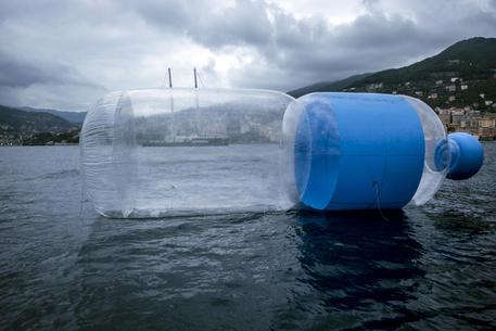 Alghero, l'arte per difendere il mare