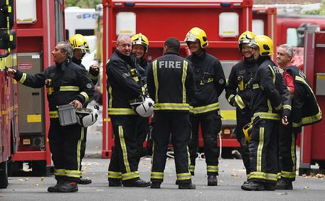 Edificio in fiamme a Londra - Ultima Ora