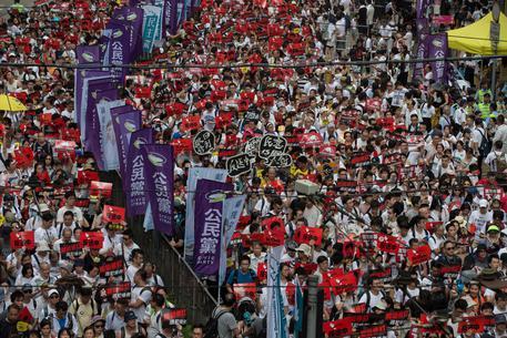 Che cosa sta succedendo a Hong Kong?