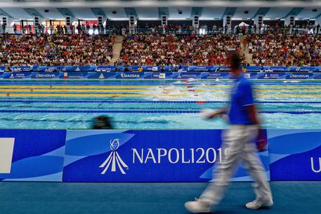 Universiadi: Italia bronzo nel calcio, ora tocca a volley e pallanuoto