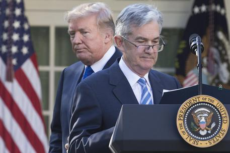 Fed, messaggio di Powell a Trump: