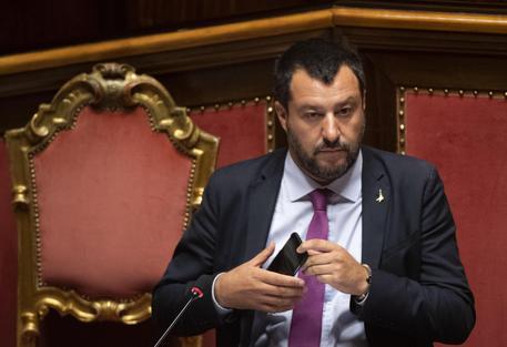 Lega-fondi russi, Salvini: