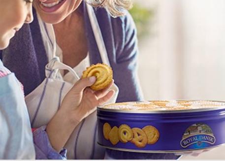 Nuovo colpo per il Gruppo Ferrero: acquistati i biscotti danesi