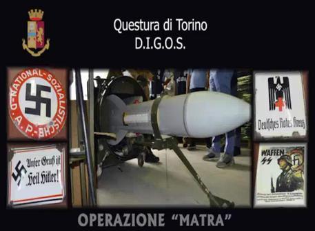 Sequestro armi neonazi: non era attentato a Salvini