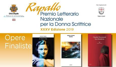 Premio Donna scrittrice di Rapallo a Leone Liguria ANSA.it
