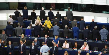 Ue: Tajani inaugura prima plenaria del Parlamento