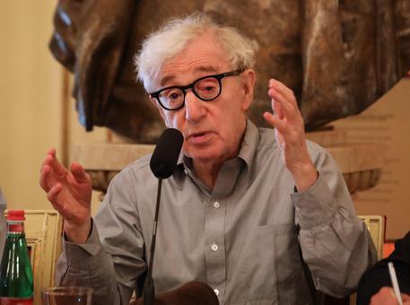 Woody Allen al teatro alla Scala © ANSA