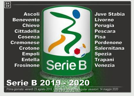 Serie B 2019-2020 © ANSA