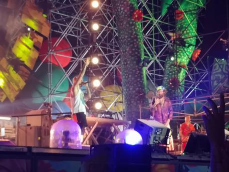 Musica: Jovanotti, festa a Olbia con Fiorello e Salmo © ANSA