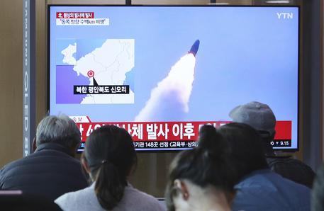 Corea Sud, Pyongyang lancia altri due missili