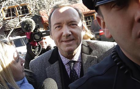 Giovane ritira accuse di molestie a Kevin Spacey