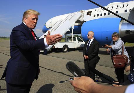 Il dossier dell'ambasciatore britannico negli Usa contro Trump