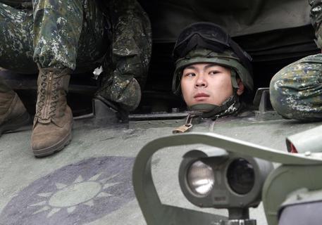 Usa: primo via libera alla vendita di armi a Taiwan