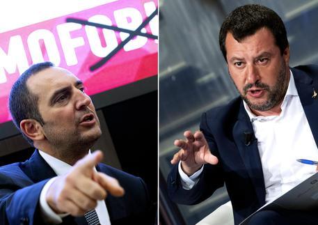 Bufera su Spadafora e gli insulti sessisti di Salvini. Vicepremier: 'Lasci'