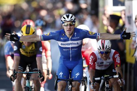Tour de France 2019 - Elia Viviani © EPA