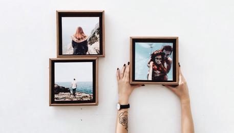 Cornici Per Foto Instagram.Tonki Le Cornici Che S Ispirano A Instagram Pmi Ansa