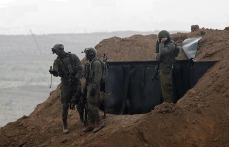 Israele, sventata l'infiltrazione di un commando armato a Gaza