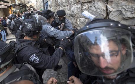 Gerusalemme: fine disordini sulla Spianata delle Moschee