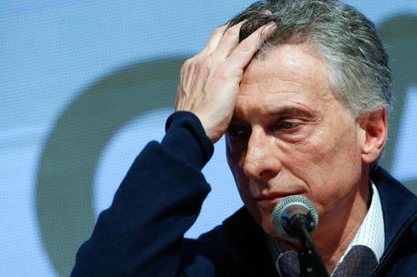 bellissimo stile consegna gratuita più popolare Macri perde le primarie, crolla borsa argentina - America ...