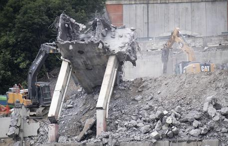 Ponte Genova: report, 9 misure cautelari