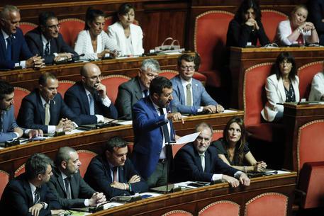 Senato Calendario.Niente Sfiducia Conte In Senato Il 20 Asse M5s Pd