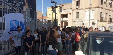 Sassari, sciopero lavoratori Cobec