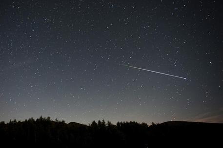 Meteorite su cieli della Sardegna