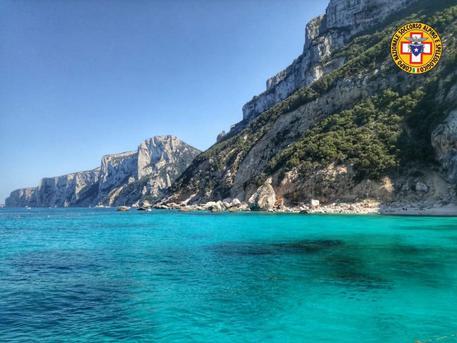 Salvato turista disperso in Sardegna