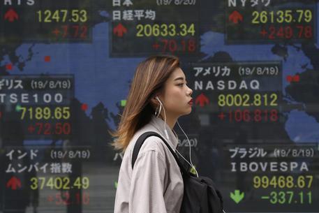 Borsa Tokyo apre in lieve rialzo, +0,27% Ultima Ora ANSA