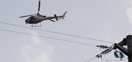 Energia: ispezioni aeree sulla rete