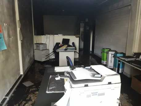 A fuoco ambulatorio veterinario Ploaghe