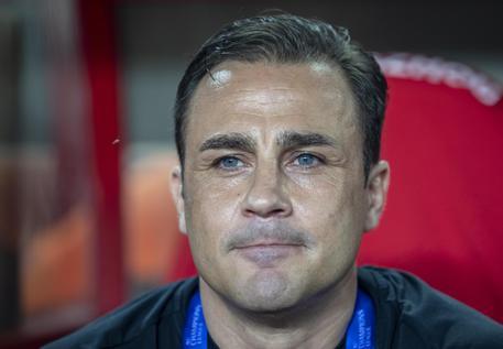 Fabio Cannavaro testimonial'da Pechino lezione per il mondo