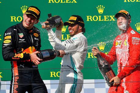 F1: Verstappen critica Hamilton: 'Non è nulla di speciale'