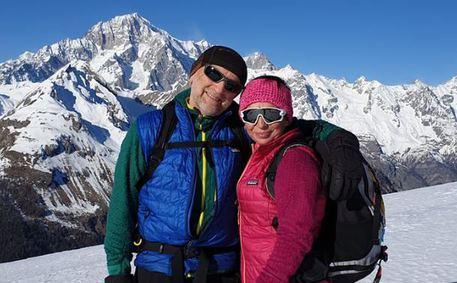 Precipitano dal Monte Bianco, muore donna di Montalcino
