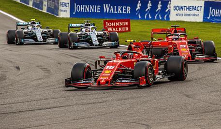 F1, GP del Belgio: primo trinfo rosso, primo trionfo per Leclerc$