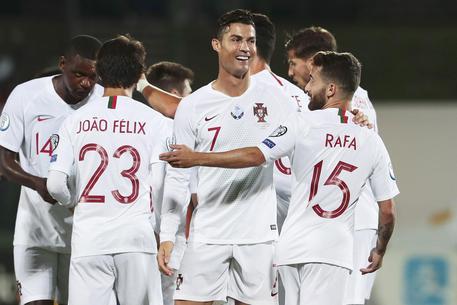 Cristiano Ronaldo, caccia all'ultimo record con la maglia del Portogallo