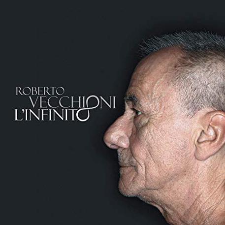Roberto Vecchioni, la cover dell'album L'infinito © ANSA
