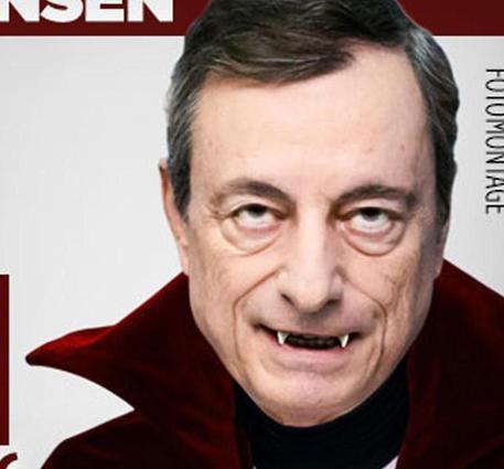 La mossa di Draghi per fare pressing sulla Germania