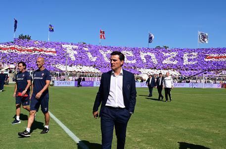 Fiorentina, Commisso: 'Fiducia in Montella'