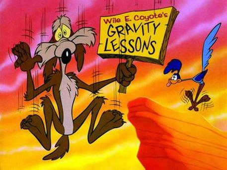 La corsa di Beep Beep e Willy il Coyote lunga 70 anni © ANSA