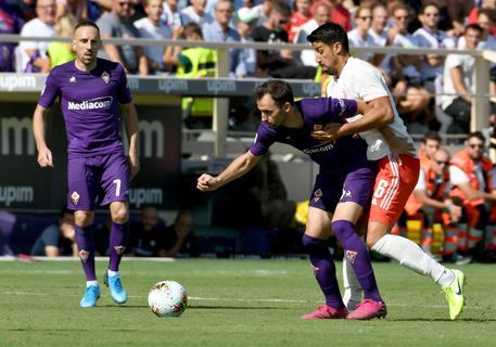 Fiorentina - Juventus © ANSA